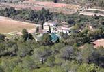 Location vacances Santes Creus - Casa Rural Mas Aragó-1