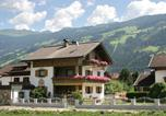 Location vacances Zell am Ziller - Apartment Rosengarten 1-2
