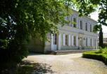 Hôtel Plassac - Domaine de Plisseau-3