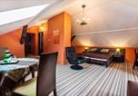 Hôtel Tarnów - Hotel Willa Wiluszówka-4