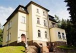 Location vacances Großschirma - Parkhotel Muldental-1