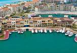 Location vacances Punta Cana - Aquamarina 811 Marina-2