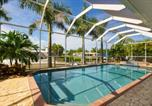 Location vacances Fort Myers - Sw 48th Terrace Four-Bedroom Villa 717-4