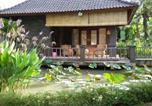 Location vacances Selemadeg - Natural 1 Bedroom lodge - Balian Beach-4