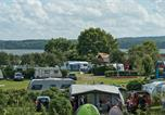 Camping  Acceptant les animaux Danemark - Husodde Strand camping-3