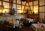 Location vacances Arnstadt - Restaurant & Pension Freudenthal-2