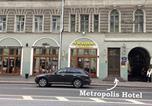 Hôtel Saint-Pétersbourg - Metropolis Hotel-4