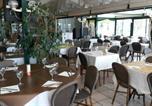 Hôtel Vauvert - Hotel Restaurant La Ceinture-1