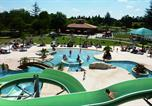 Camping avec Piscine Beauville - Camping Lac de Thoux-1