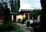 Hôtel Caprarola - La Canonica - Country House Anna Fendi-4