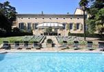 Location vacances Lagrasse - Villa in Montlaur-3
