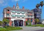 Hôtel Anaheim - Anaheim Camelot Inn & Suites-2