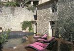 Location vacances Saint-Marcel-de-Careiret - Villa L Olivier-4