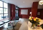 Hôtel Boulogne-Billancourt - Acropolis Hotel Paris Boulogne-2