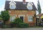 Hôtel Marks Tey - Stourbank Cottage-4