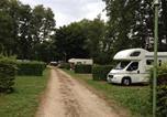 Camping avec Hébergements insolites Chassenard - Flower Camping de Mépillat-4