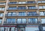 Location vacances Blankenberge - Apartment Noordzee 10/30-2
