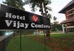 Hôtel Kushalnagar - Vijay Comforts-4