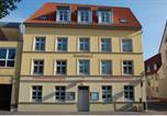 Hôtel Stralsund - Zum Goldenen Anker-1