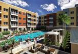 Location vacances North Las Vegas - Brand New Luxury 2br 2 Ba Suite w/Rooftop + Strip Views in the Heart of Chinatown!-3