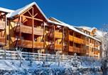 Location vacances Perles-et-Castelet - Residence Lagrange Vacances Les Chalets d'Ax-1
