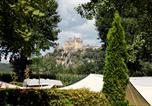 Camping avec Piscine couverte / chauffée Castelnaud La Chapelle - Camping Les Deux Vallées-4