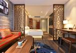 Hôtel Beijing - Atuor Hotel Beijing Nanluoguxiang Branch-2