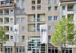 Hôtel Freital - Artis Suite Hotel-1