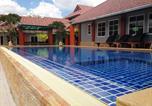 Hôtel Pong - Benwadee Resort Pattaya-4