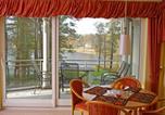 Location vacances Bad Saarow - Ferienwohnung Annabella in der Villa Seeblick-1