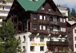 Hôtel Arosa - Hotel Alpina-1