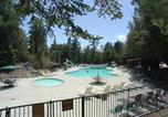 Villages vacances Idyllwild - Idyllwild Camping Resort Wheelchair Accessible Cottage-3