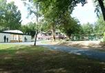 Camping avec Site nature Haulmé - Camping Floreal Gossaimont-3