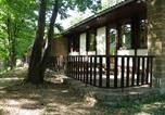 Camping avec Hébergements insolites Saint-Jean-du-Bruel - Camping du Lac-3