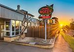 Hôtel Golden Square - Bendigo Oval Motel-3