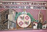 Location vacances Almonacid de Zorita - Hostal Los Arcos-1