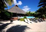 Location vacances Maharepa - Pool and Beach House-3