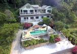 Villages vacances Lipa Noi - Jungle Emerald Rock Luxury Villa-4