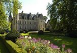Hôtel Cheffes - Château de Montriou-2