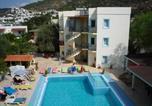 Hôtel Kumbahçe - Merve Apartments-2