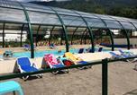 Camping avec Piscine couverte / chauffée Lathuile - Camping Qualité l'Eden de la Vanoise-2