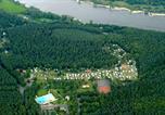 Camping avec Piscine couverte / chauffée Allemagne - Knaus Campingpark Elbtalaue/Bleckede-1