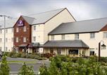 Hôtel Ballygalley - Premier Inn Carrickfergus-1