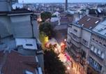 Location vacances Београд - Green House Apartment Skadarlija-3