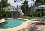 Location vacances West Palm Beach - The Blue Pearl Villa-1