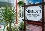 Hôtel Aberdovey - Heulwen B&B-3