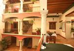 Hôtel Santa María del Tule - Hotel Cantera Real-3