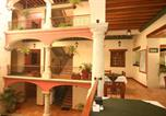Hôtel Mitla - Hotel Cantera Real-3