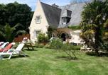 Hôtel Plougoulm - Chez Renée et Raynal B&B-3