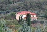 Location vacances Castiglion Fiorentino - Holiday Villa in Cortona Tuscany I-1